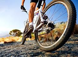 Treningsleir Mountain Bike i Barcelona, Spania